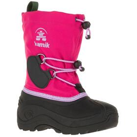 Kamik Southpole 4 Shoes Children pink/black